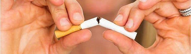 เลิกบุหรี่ ช่วยฟันขาว