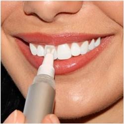 วิธีทำให้ฟันขาว 3 - การเพนท์ฟันขาว