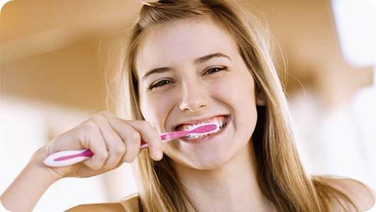 การแปรงฟันที่ถูกวิธี