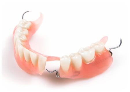 ฟันปลอมแบบบางส่วน